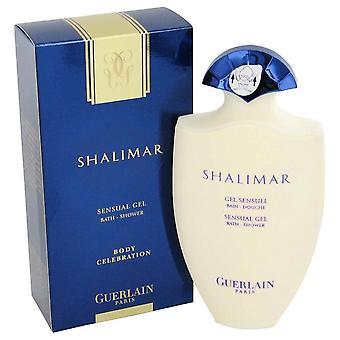 هلام الاستحمام شاليمار من Guerlain 6.8 أوقية هلام الاستحمام