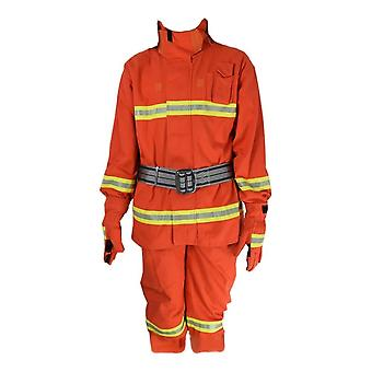 Firemen Fire Fighting Protective Fire Fighting Cloth