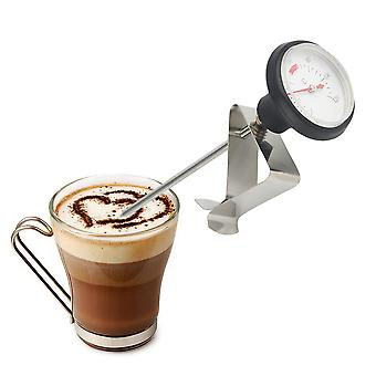 Stainless Steel Froth Thermometer
