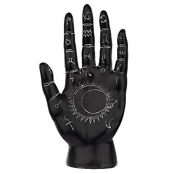 Koristeellinen mantrinen käsi suuri