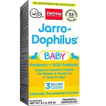 Jarrow Formulas JarroDophilus Baby Powder 60g