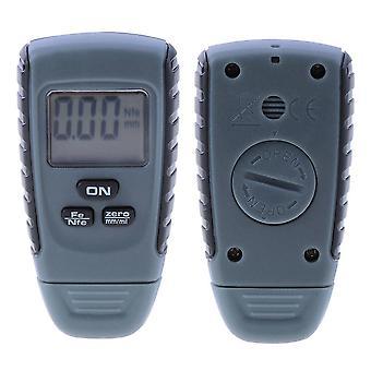 شاشة العرض LCD الطلاء قياس أداة اختبار الأدوات الرمادية