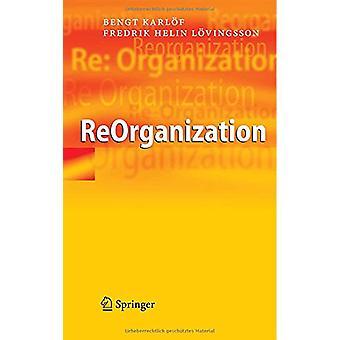 إعادة التنظيم من قبل Bengt Karlof - 9783540332725 كتاب