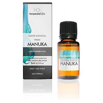 Terpenic Labs Manuka Essential Oil