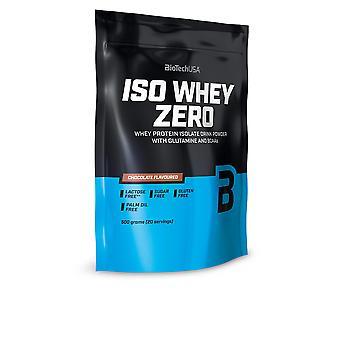 Biotech Usa Iso Whey Zero #cookies&creme 500 Gr Unisex
