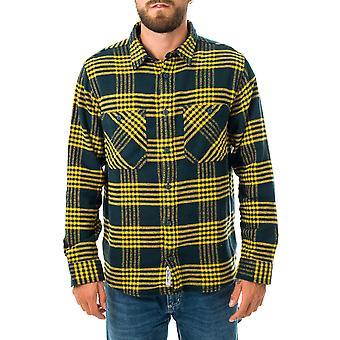 Chemise homme carhartt wip lambie shirt i026821.05b