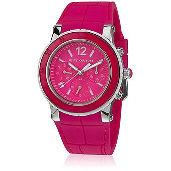 Juicy Couture SAR Dragon rosa fruta cronógrafo reloj 1900897