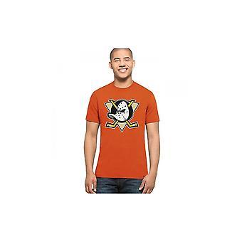 47 Mærke Nhl Anaheim Ænder Splitter T-shirt