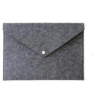 Big Capacity File Folders Felt Bags Business Briefcases