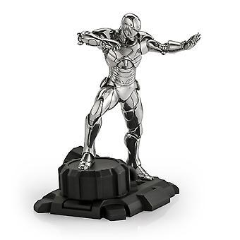 Limited Edition Iron Man Figurine Royal Selangor