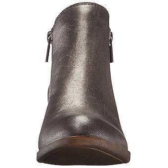 Suerte marca Basilea Womens cuero cerrado Toe, botines, moda