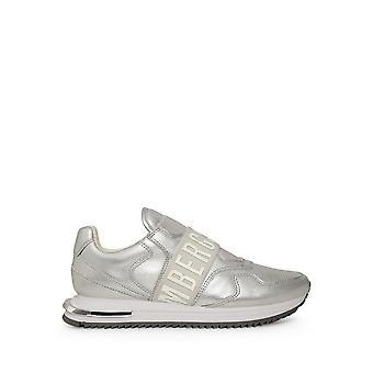 Bikkembergs - Shoes - Sneakers - HEANDRA-B4BKW0056-040 - Women - Silver - EU 41