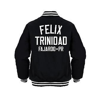 Giacca leggenda della boxe Felix trinidad