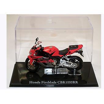 Honda CBR1000RR Fireblade Diecast Model Motorcycle