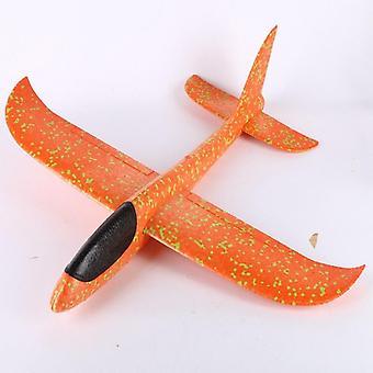 38cm良質手打ち上げグライダー航空機慣性フォームEppを投げる
