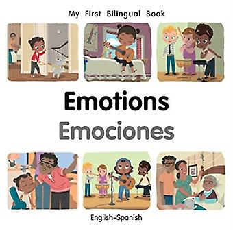 My First Bilingual BookEmotions EnglishSpanish by Patricia Billings