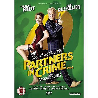 Partners i Crime DVD