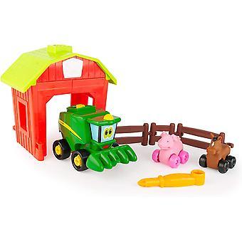 John Deere - Construir un juego de buddy farm