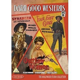 Darn Good Westerns Collection 1 DVD