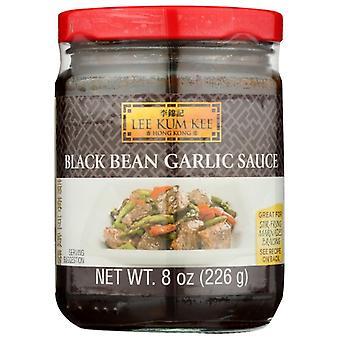Lee Kum Kee Sauce Black Bean Garlic, Case of 6 X 8 Oz