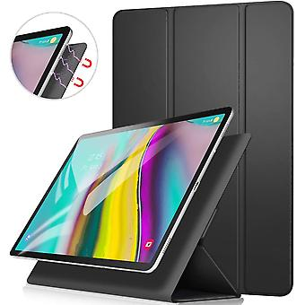 HanFei Case for Samsung Galaxy tab S5e 10.5 Inch 2019,Ultra Slim Strong Magnetic Back,Trifold Stand