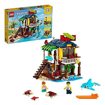 Playset Creator Surfers House on the beach Lego 31118 3-in-1
