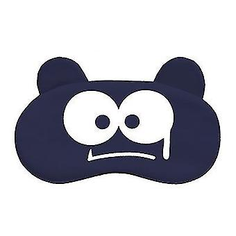 Sleep Cute Cartoon Simple Fruit Ice Pack Ice Hot Protective Eye Mask (Picture3)