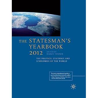 The Statesmans Yearbook 2012 av Redigerad av B Turner
