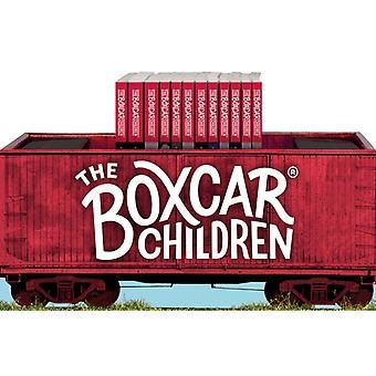 The Boxcar Children Bookshelf Books 112 door Gertrude Chandler Warner