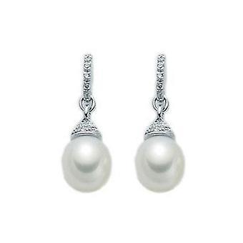 Boucles d'oreilles en perles Miluna par1224