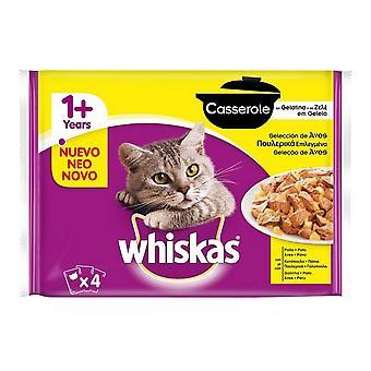 Mâncare pentru pisici Whiskas (4 x 85 g)