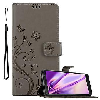Чехол для складного чехла для телефона Motorola Moto G6 - чехол - с функцией подставки и лотком для карт