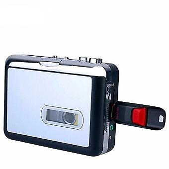 Usb Walkman Кассета Музыка Аудио в Mp3 Конвертер Плеер