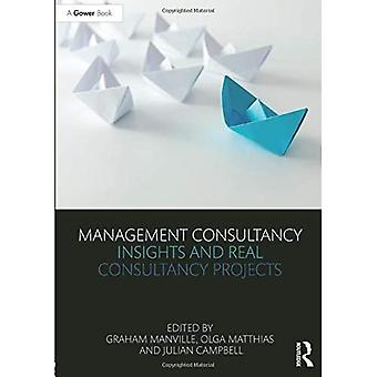 Management Consultancy�Insights and Real Consultancy�Projects