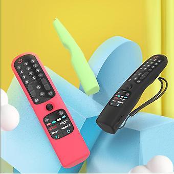 Silicone Remote Control Cover Case For LG 3D Smart TV MR21GA
