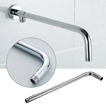 Stainless Steel Arm Rain Shower Head Extension For Bathroom