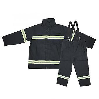 Îmbrăcăminte ignifugă ignifugă antiizolantă termic Pompierii reflectorizanti de protecție