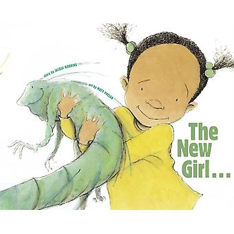 The New Girl and Me by Jacqui Robbins