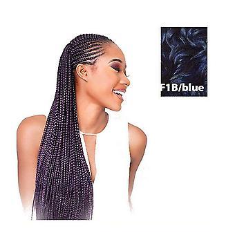 Hair extensions X-Pression Nº 1b/bleu