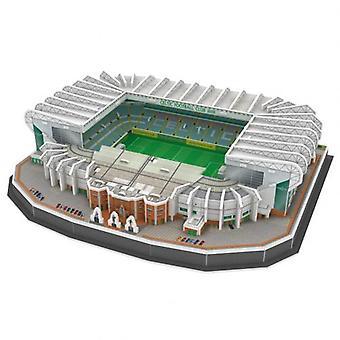 Rompecabezas del estadio Celtic 3D