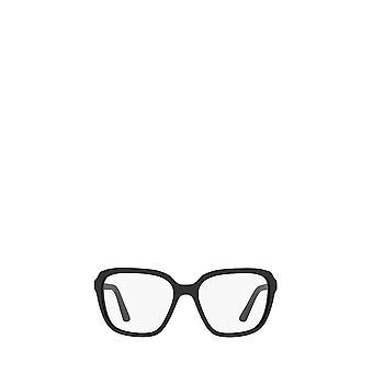 Prada PR 10VS black female sunglasses