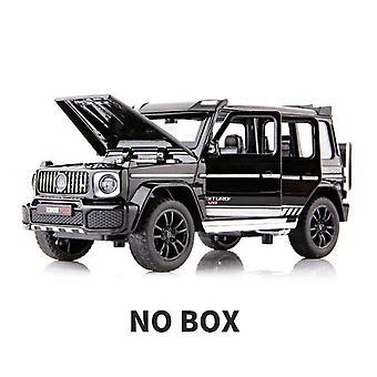 1:32 Diecast model speelgoed voertuigen legering metaal (zwart)