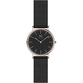 Marco Milano Black Stainless Steel MH99118L2 Women's Watch