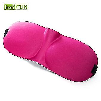 Snoring sleep apnea aids 10pcs 3d sleep eye mask soft sleeping eyeshade nap blindfold home office travel heath care pink