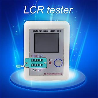מסך Lcr-tc1 Tft מציג בודק טרנזיסטור רב-תכליתי של Tft Backlight