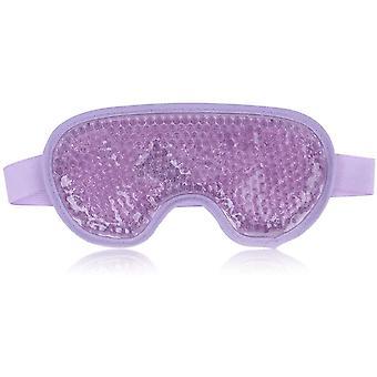 Masque pour les yeux Rafraîchissant Réutilisable Chaud Froid Compress Gel Perles Masque pour les yeux
