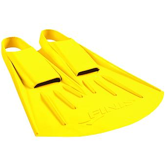 FINIS Foil Monoflosse - gelb
