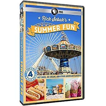 Rick Sebak Sommer-Spaß [DVD] USA importieren