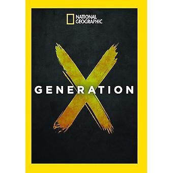 Importer des USA de Generation X [DVD]