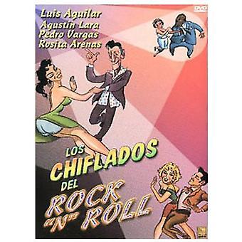 Luis Aguilar - Los Chiflados Del Rock N Roll [DVD] USA import